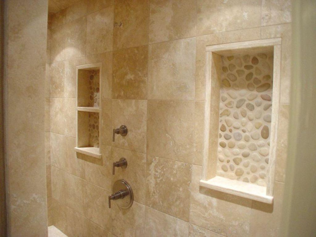 The Best Stone Tile Bathroom Ideas To Decorate Your Bathroom 04