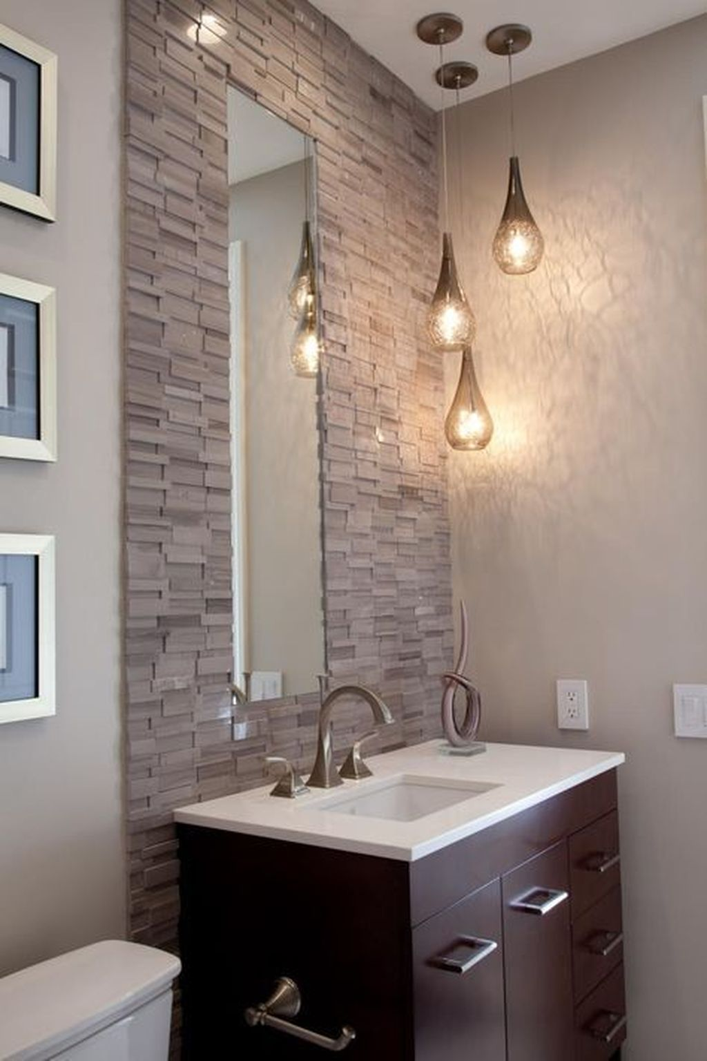 The Best Stone Tile Bathroom Ideas To Decorate Your Bathroom 09