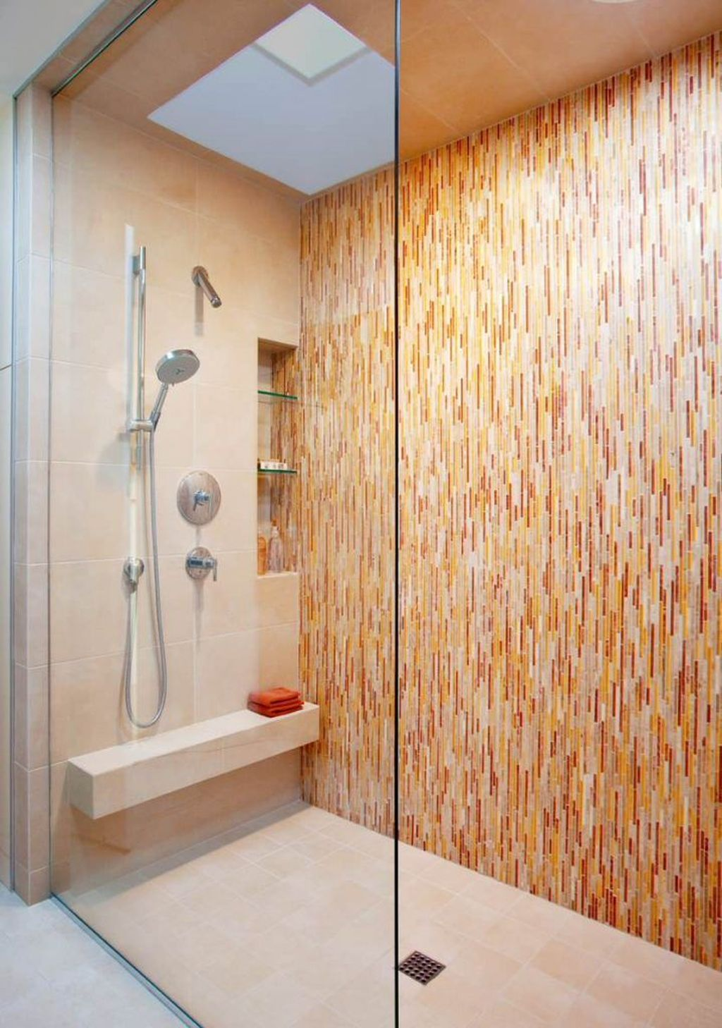 The Best Stone Tile Bathroom Ideas To Decorate Your Bathroom 10