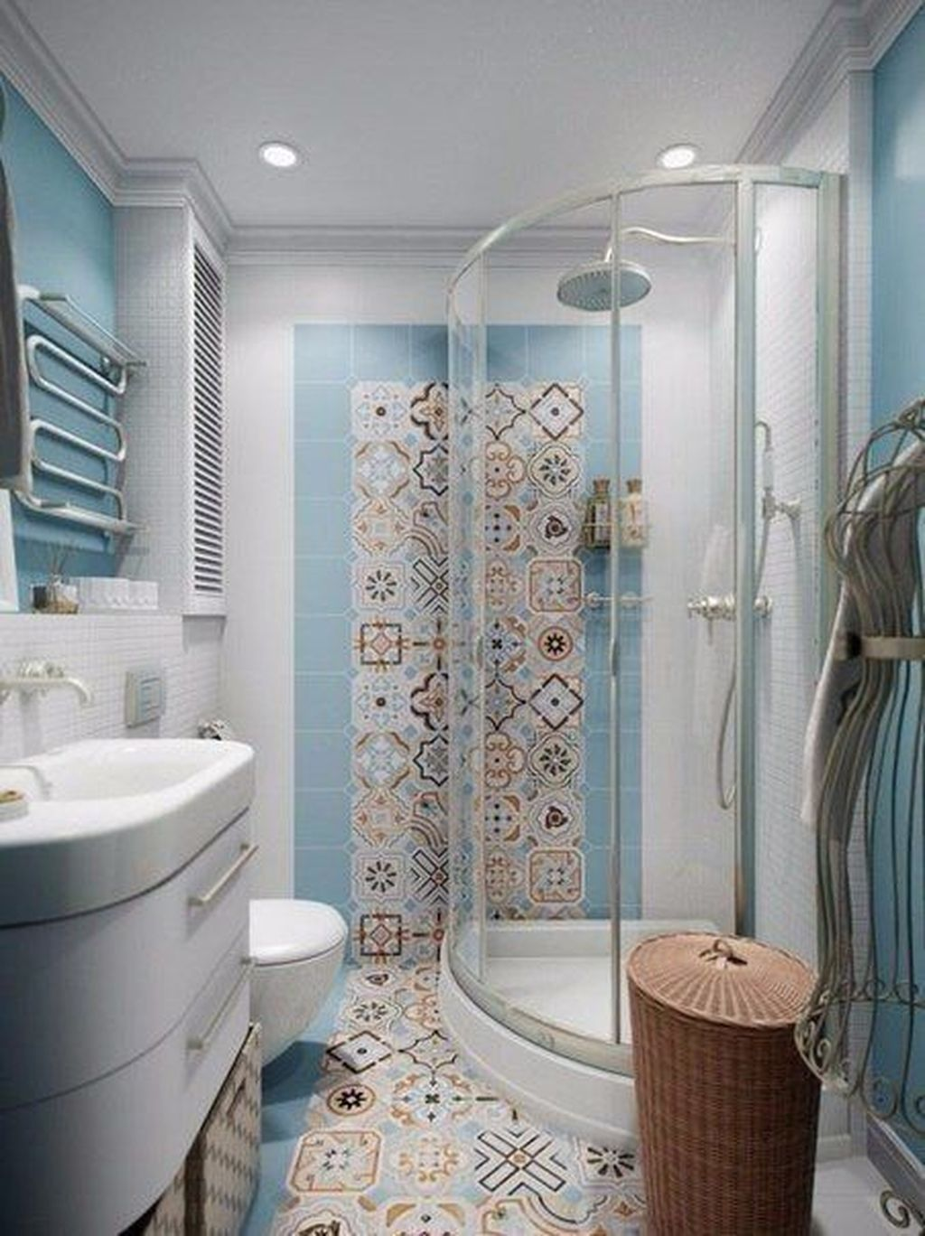 The Best Stone Tile Bathroom Ideas To Decorate Your Bathroom 23