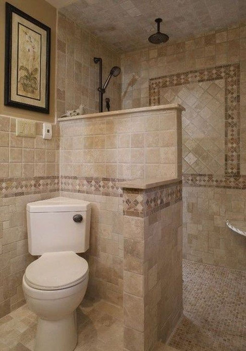 The Best Stone Tile Bathroom Ideas To Decorate Your Bathroom 25