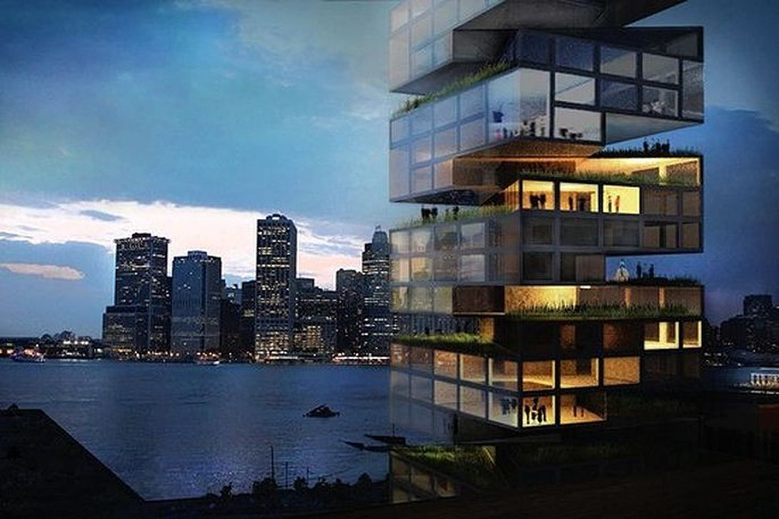 Wonderful Environmental Architecture Design Ideas 07