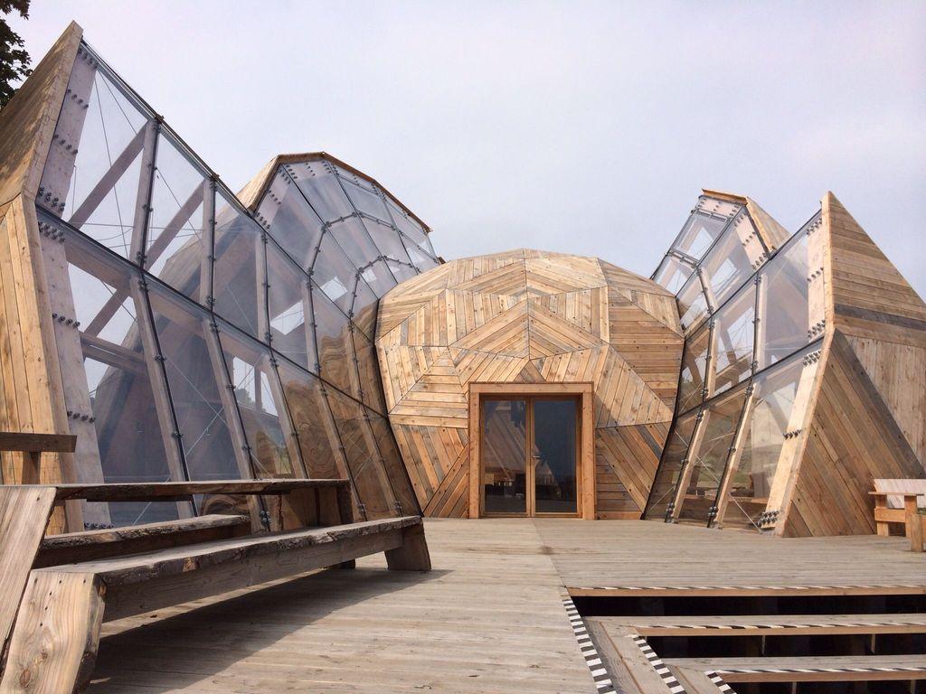 Wonderful Environmental Architecture Design Ideas 12