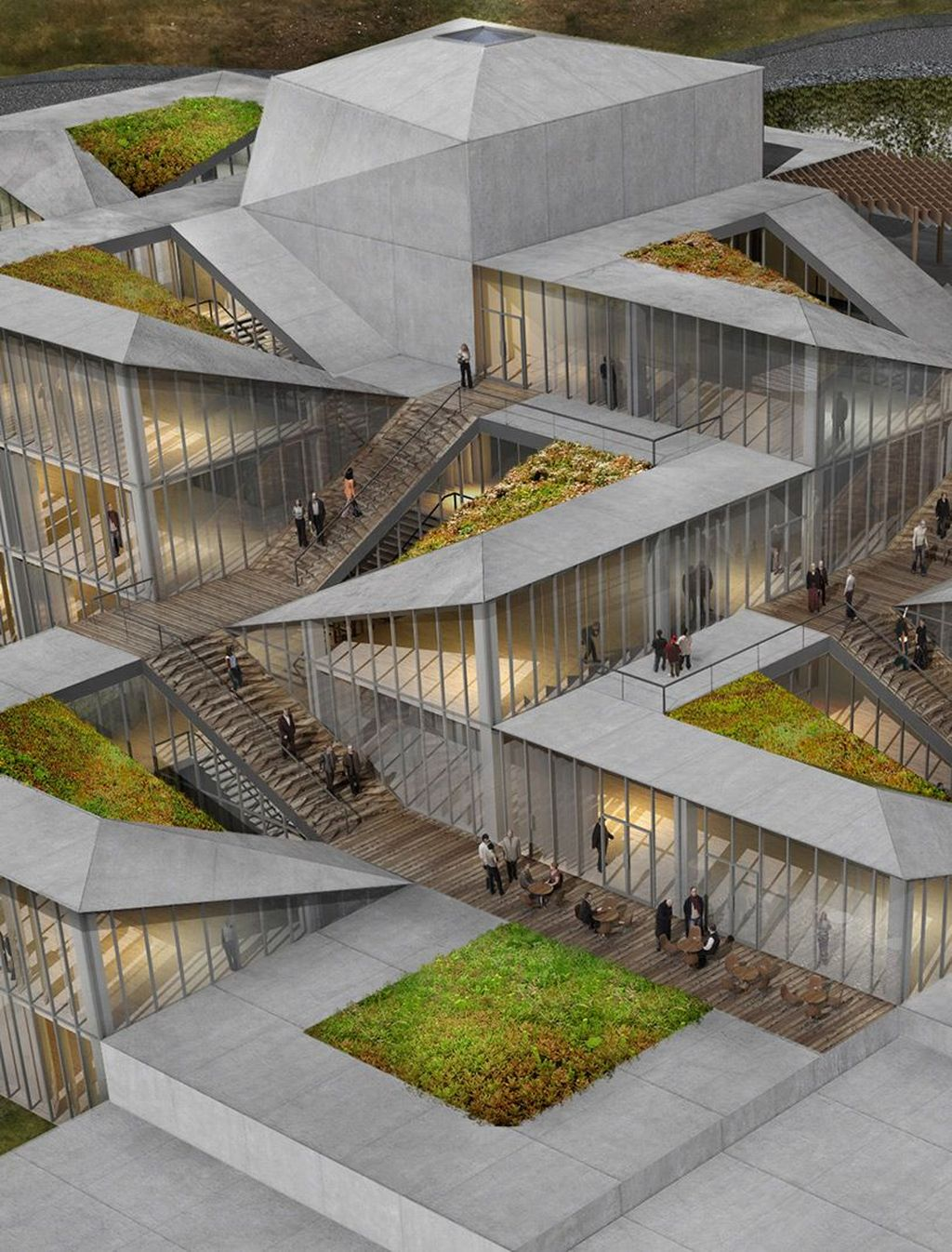 Wonderful Environmental Architecture Design Ideas 21