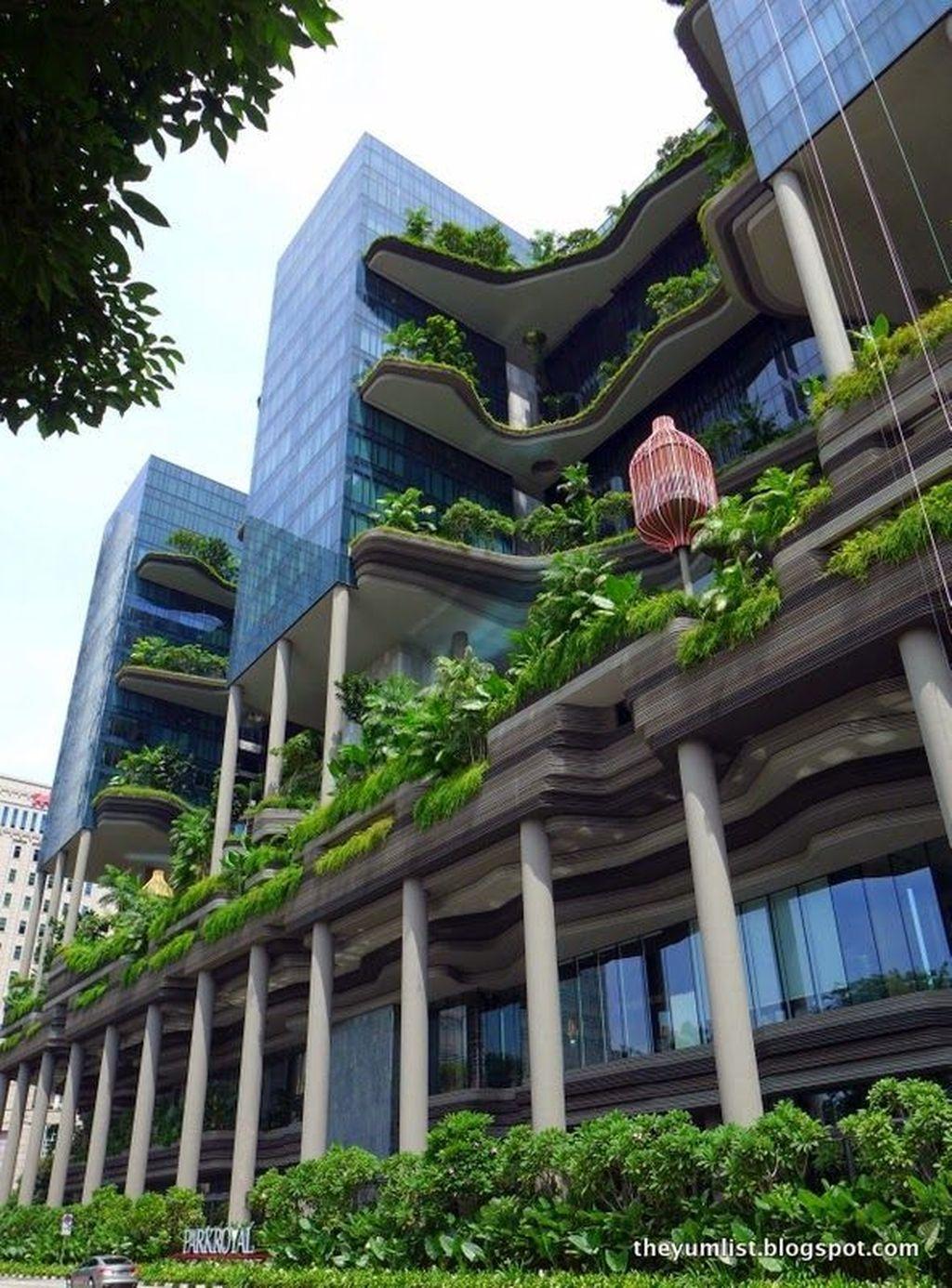 Wonderful Environmental Architecture Design Ideas 22
