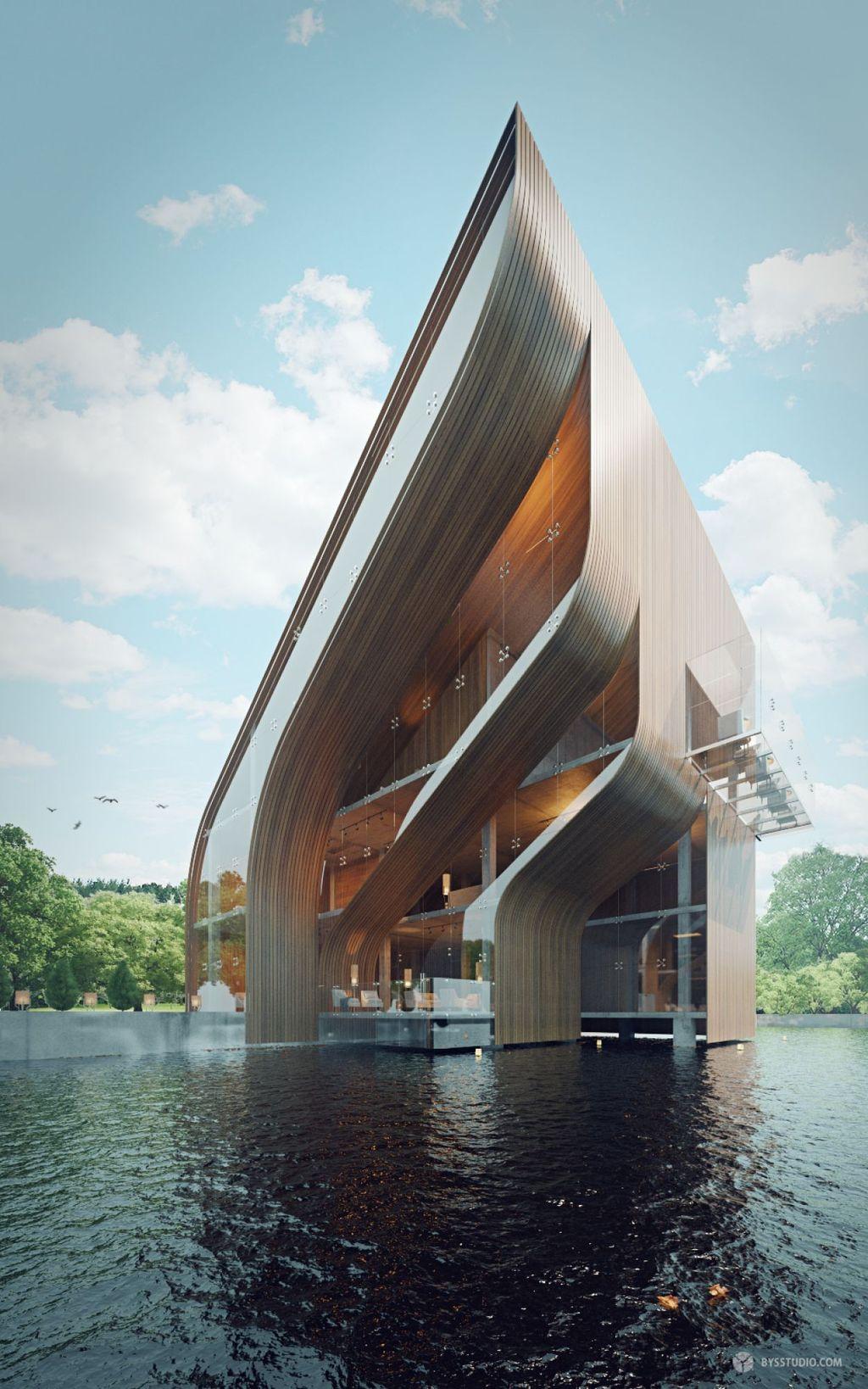 Wonderful Environmental Architecture Design Ideas 24