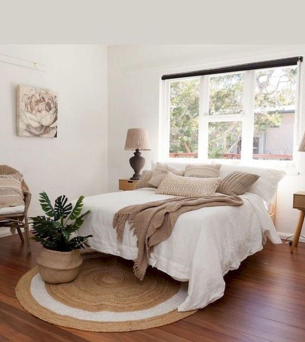 Wonderful Farmhouse Bedroom Decoration Ideas 14