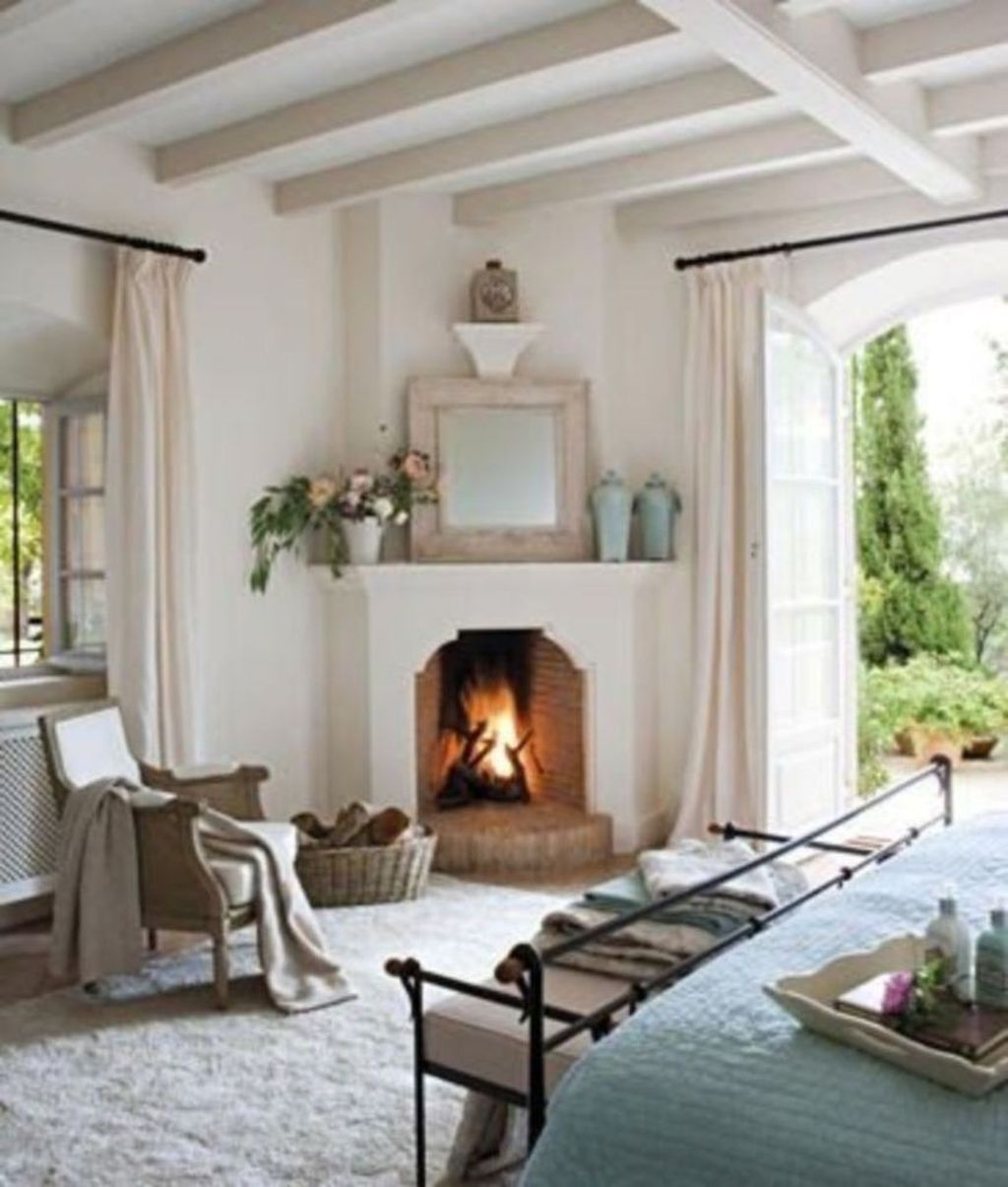Awesome Living Room Design Ideas With Fireplace 17