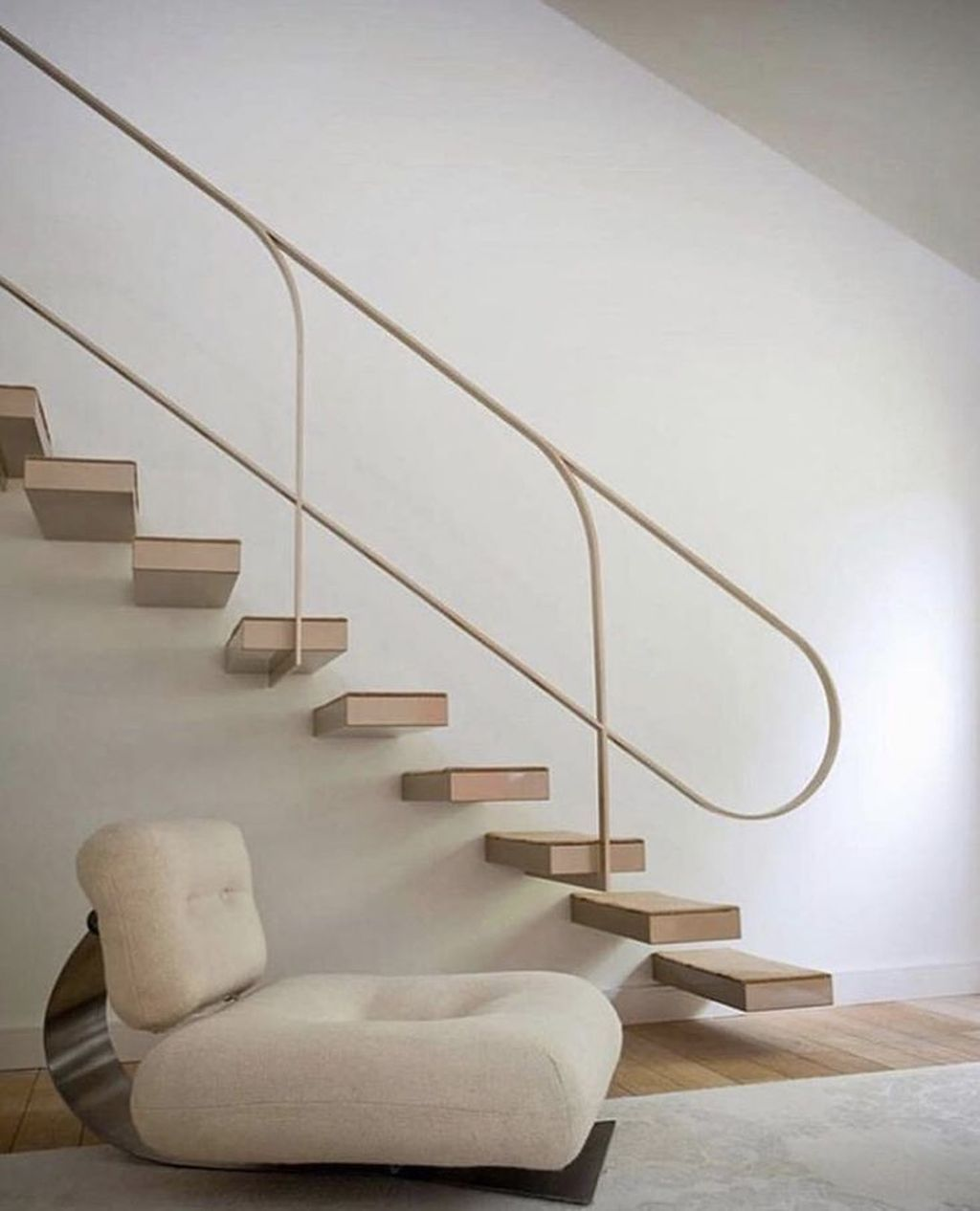 Awesome Minimalist Home Stairs Design Ideas 05
