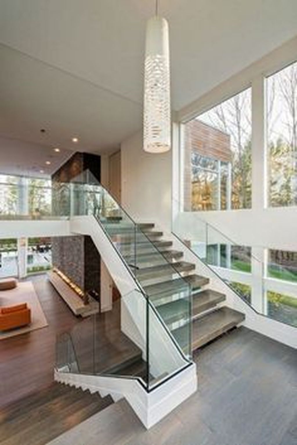 Awesome Minimalist Home Stairs Design Ideas 06