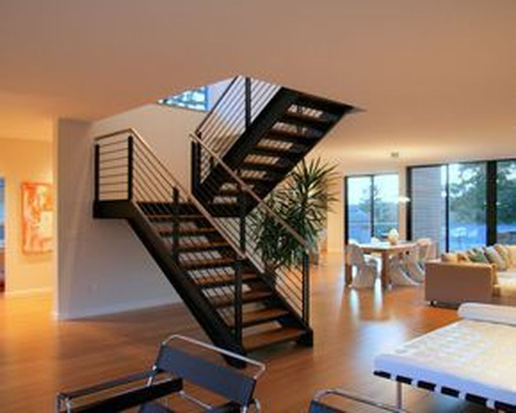 Awesome Minimalist Home Stairs Design Ideas 17