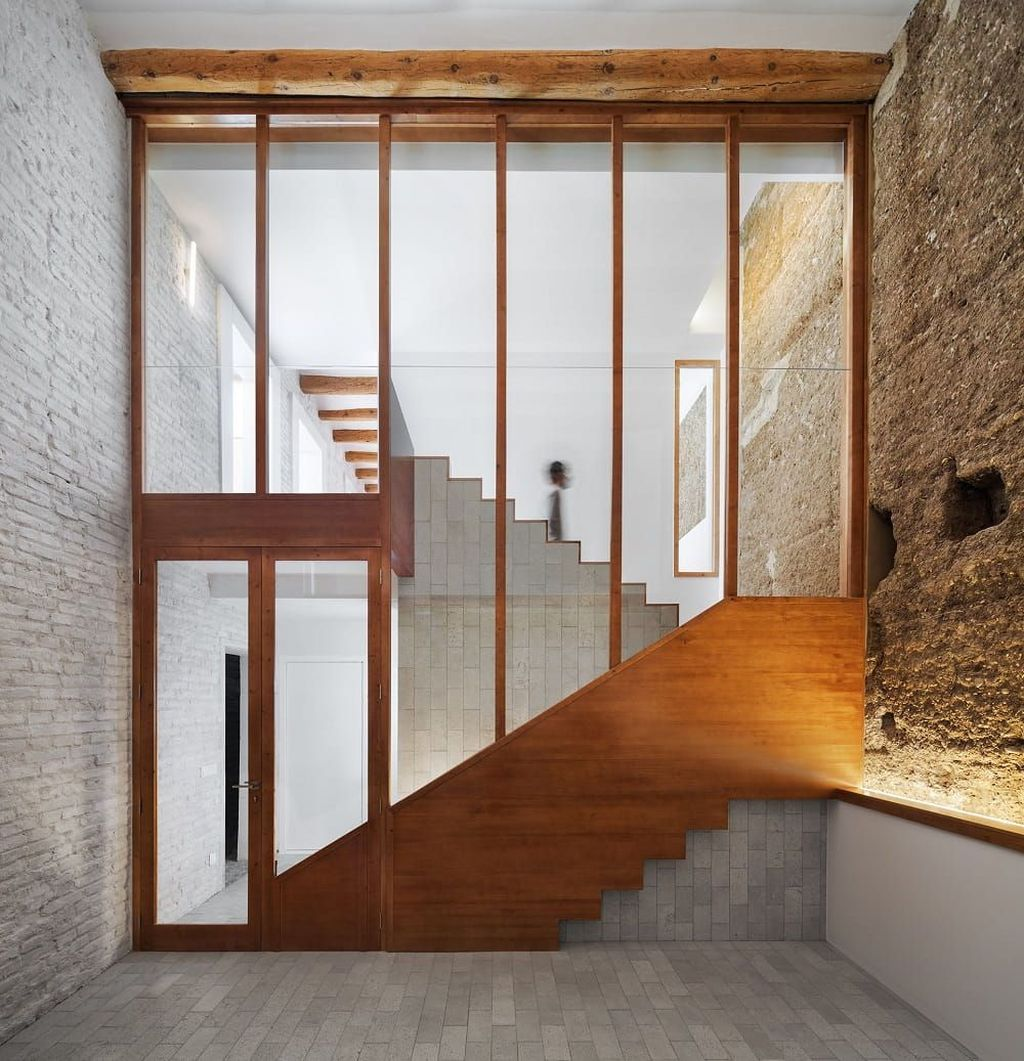Awesome Minimalist Home Stairs Design Ideas 21