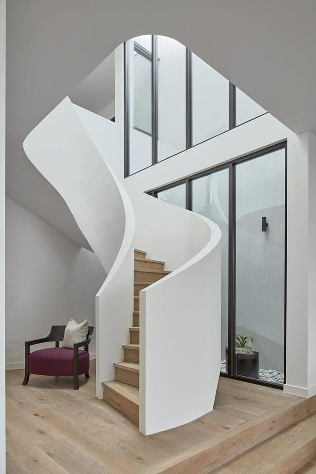 Awesome Minimalist Home Stairs Design Ideas 31