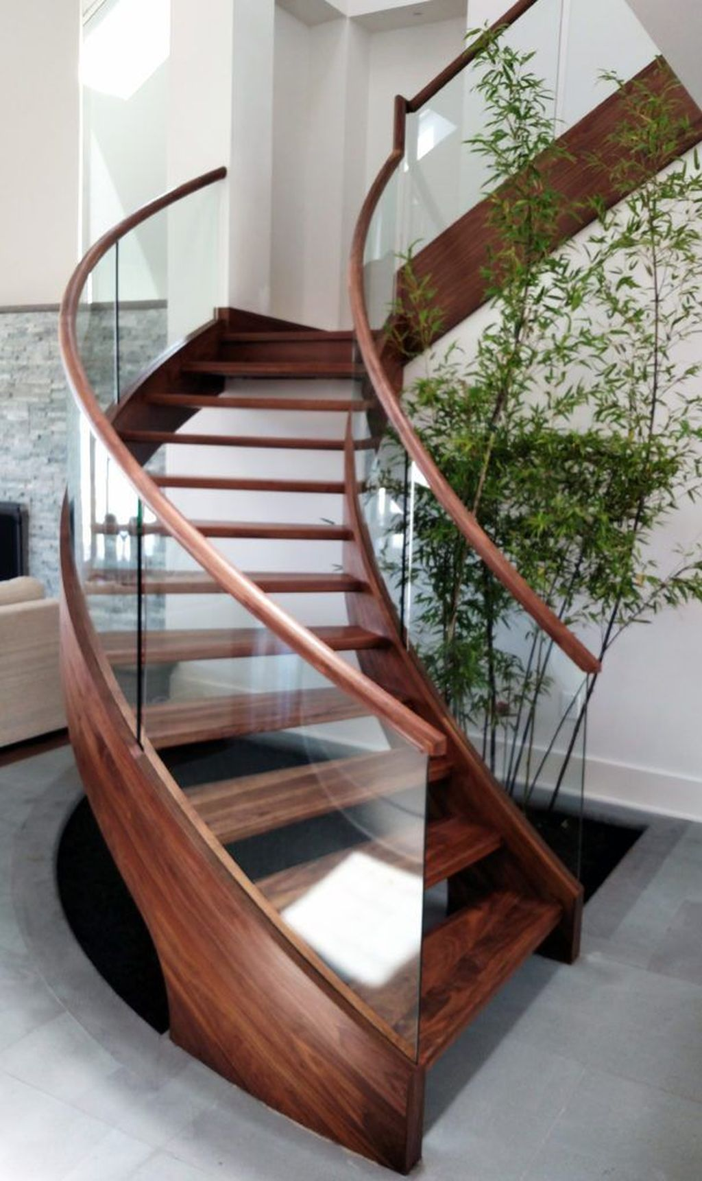 Awesome Minimalist Home Stairs Design Ideas 33