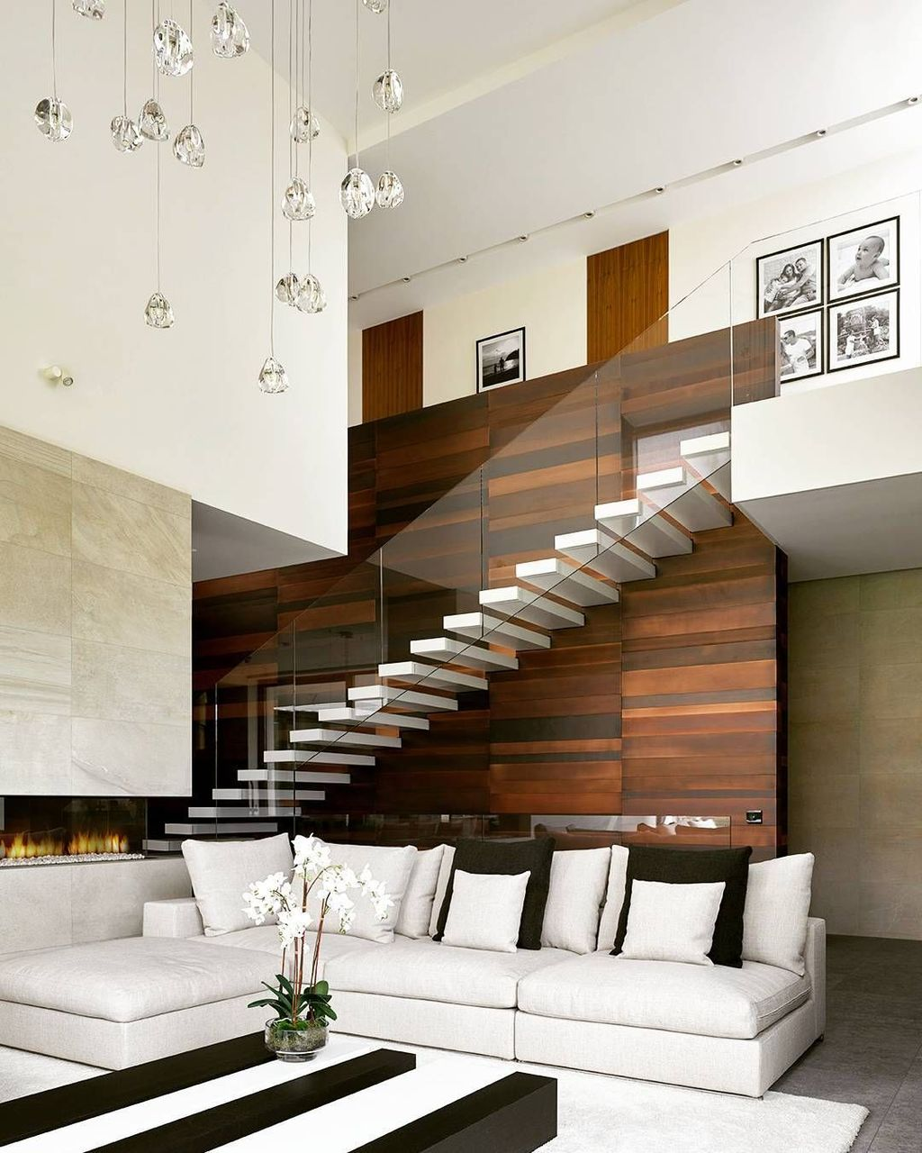 Beautiful Home Stairs Design Ideas With Modern Style 18