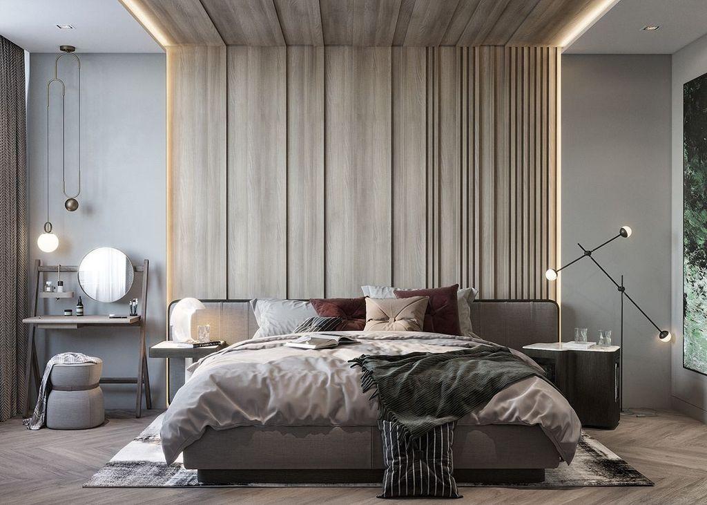Fabulous Contemporary Bedroom Design Ideas 04