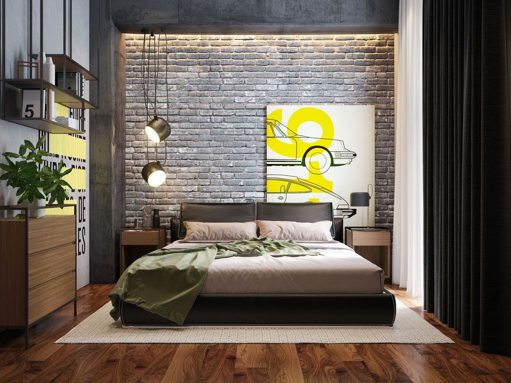 Fabulous Contemporary Bedroom Design Ideas 05