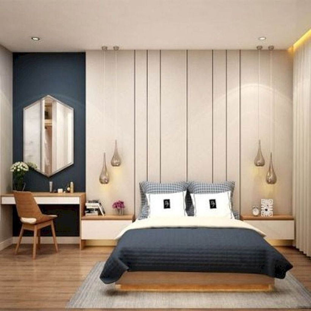 Fabulous Contemporary Bedroom Design Ideas 16