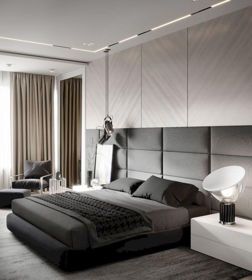 Fabulous Contemporary Bedroom Design Ideas 20