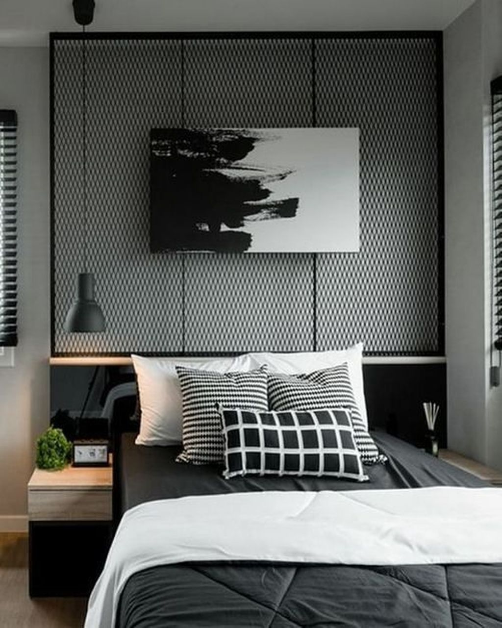 Fabulous Contemporary Bedroom Design Ideas 21