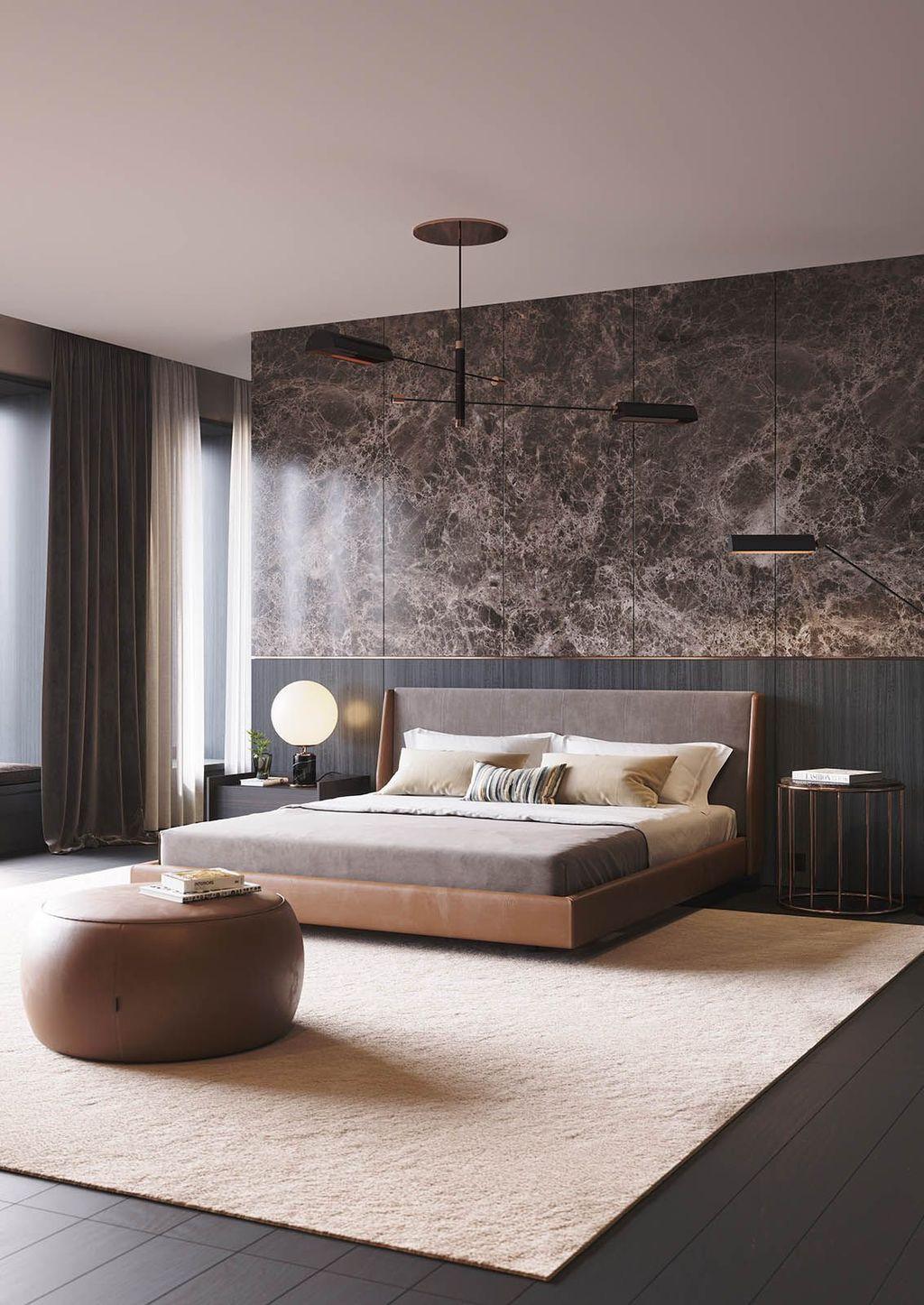 Fabulous Contemporary Bedroom Design Ideas 33