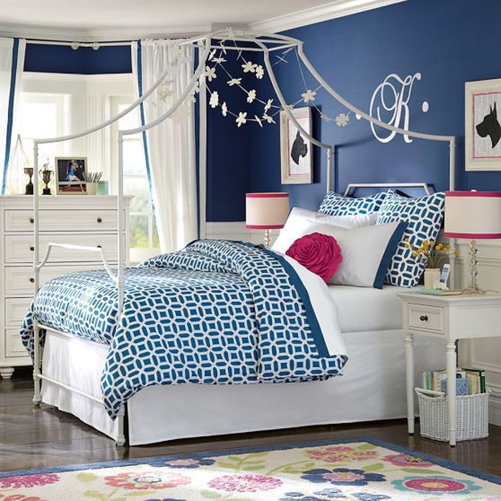 Gorgeous Bedroom Design Ideas For Teenagers 01