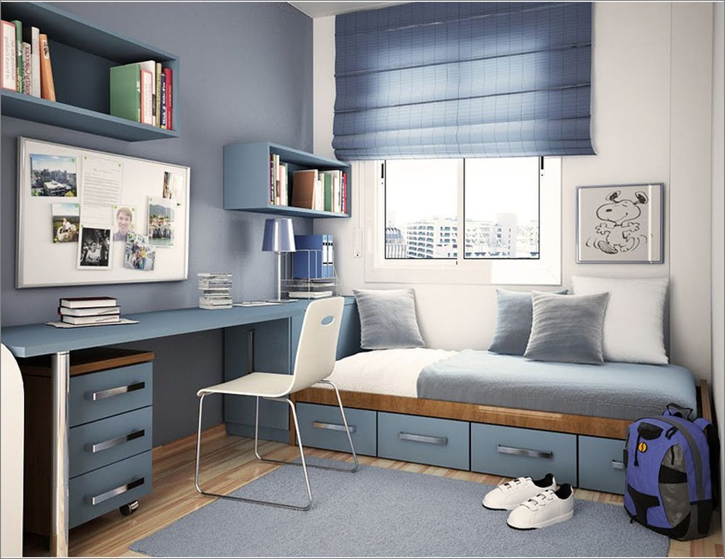 Gorgeous Bedroom Design Ideas For Teenagers 02