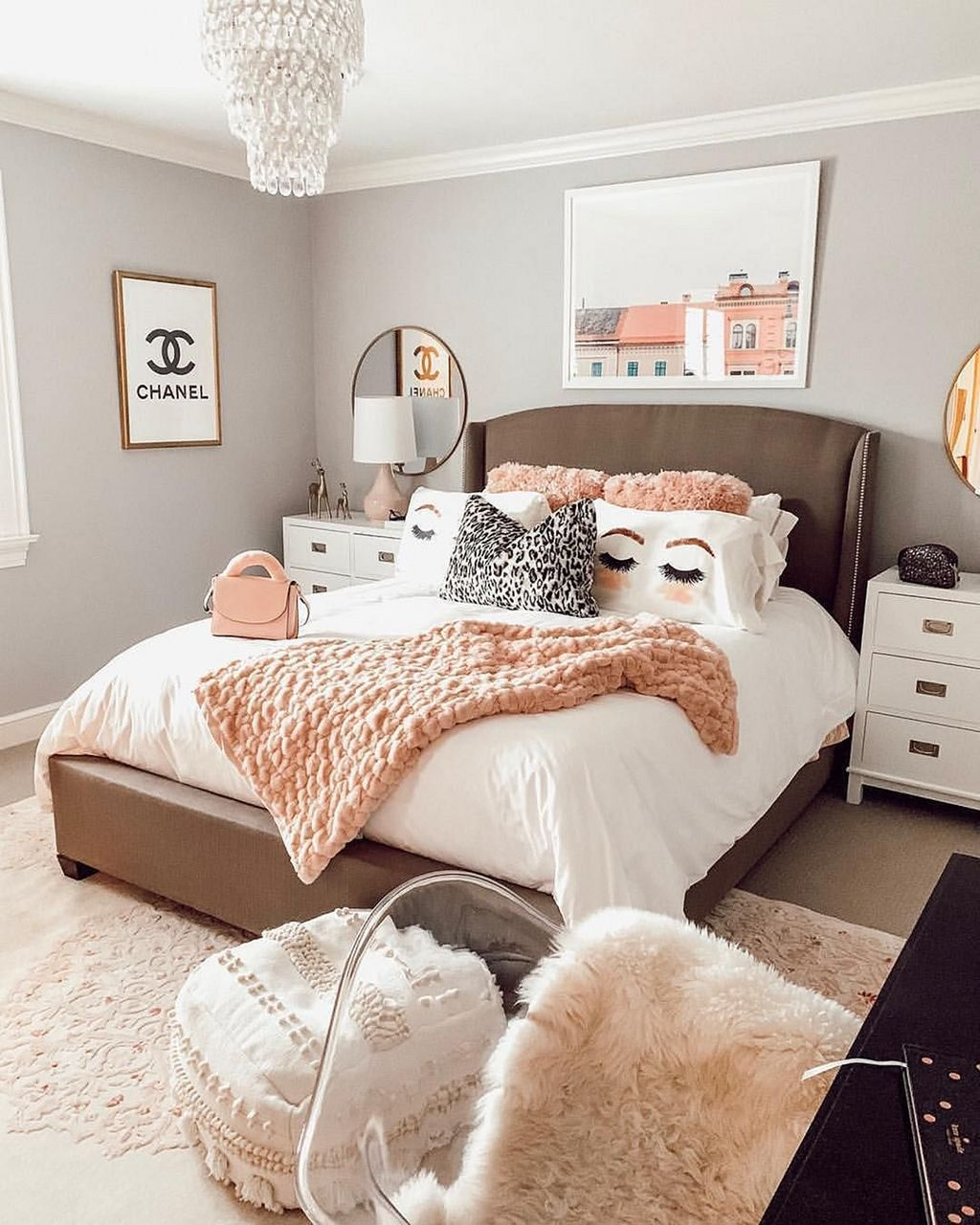 Gorgeous Bedroom Design Ideas For Teenagers 11