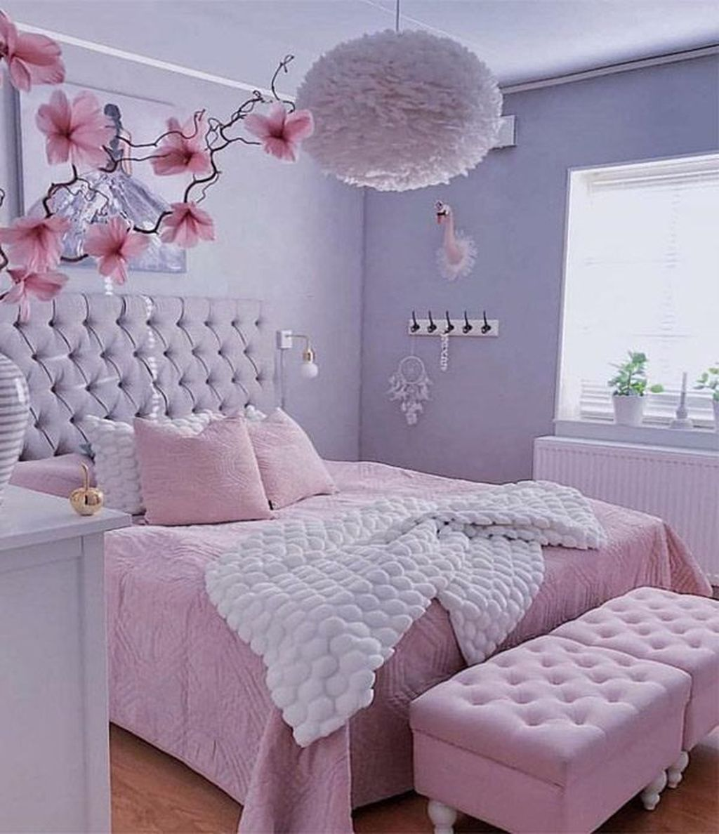 Gorgeous Bedroom Design Ideas For Teenagers 13