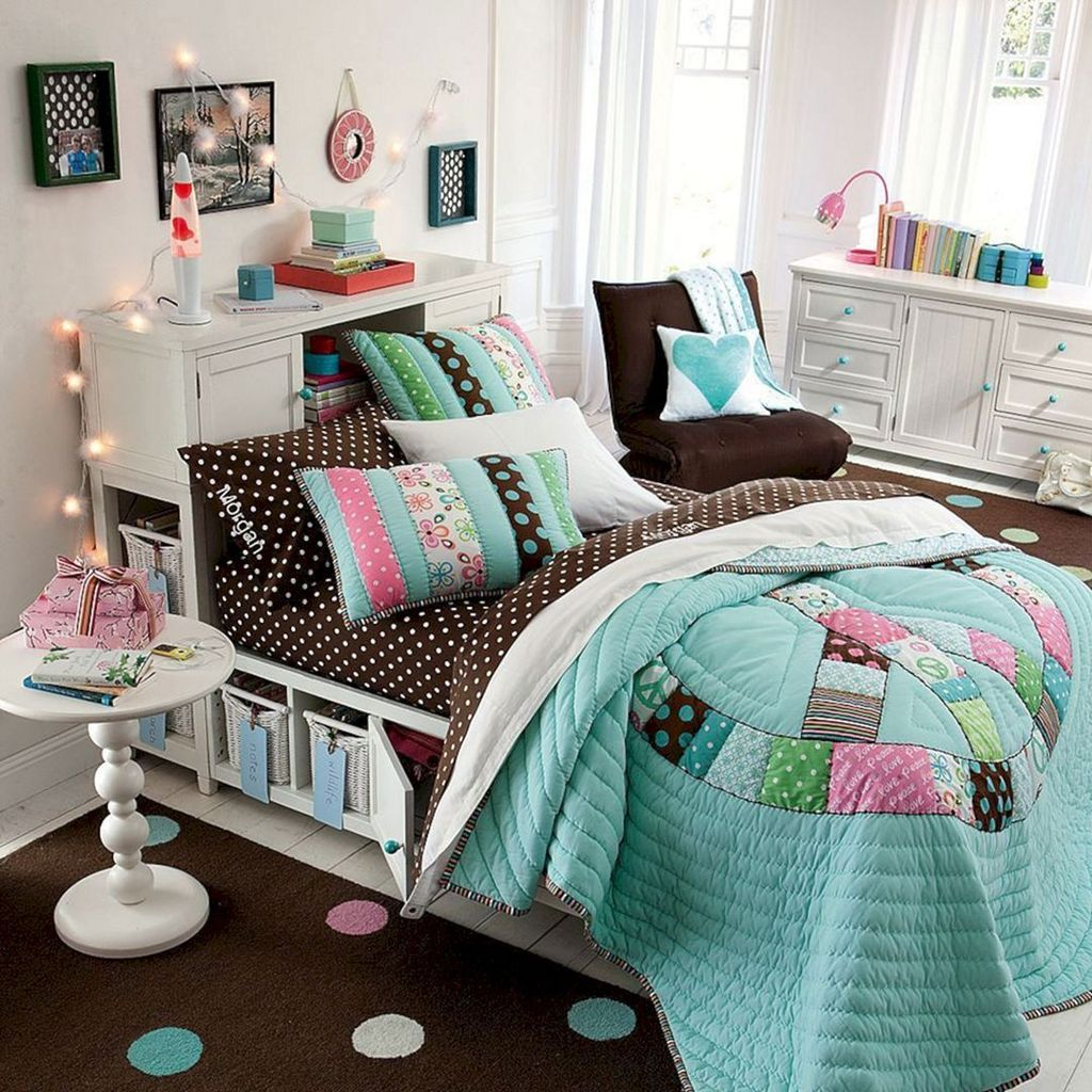 Gorgeous Bedroom Design Ideas For Teenagers 15
