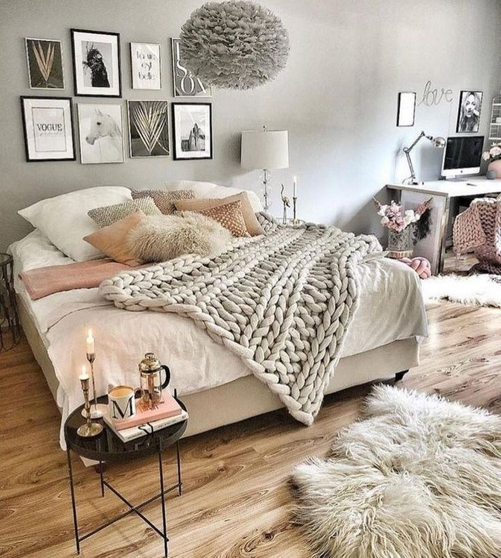 Gorgeous Bedroom Design Ideas For Teenagers 21