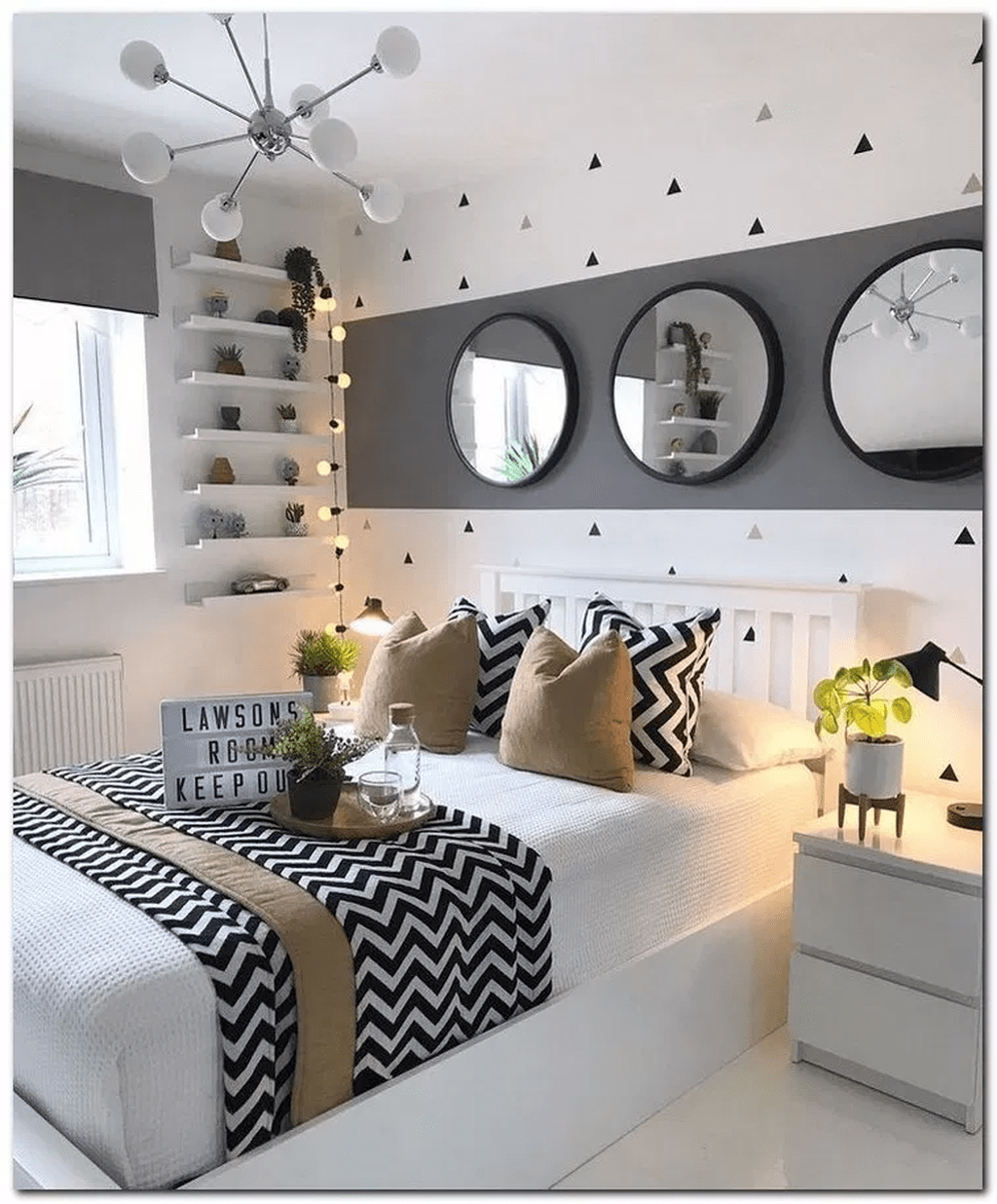 Gorgeous Bedroom Design Ideas For Teenagers 24