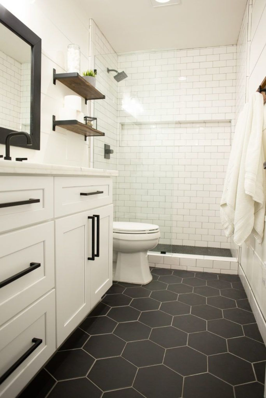Inspiring Bathroom Tile Ideas 04
