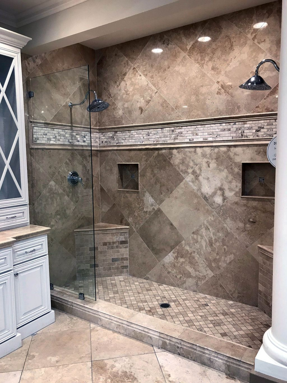 Inspiring Bathroom Tile Ideas 05