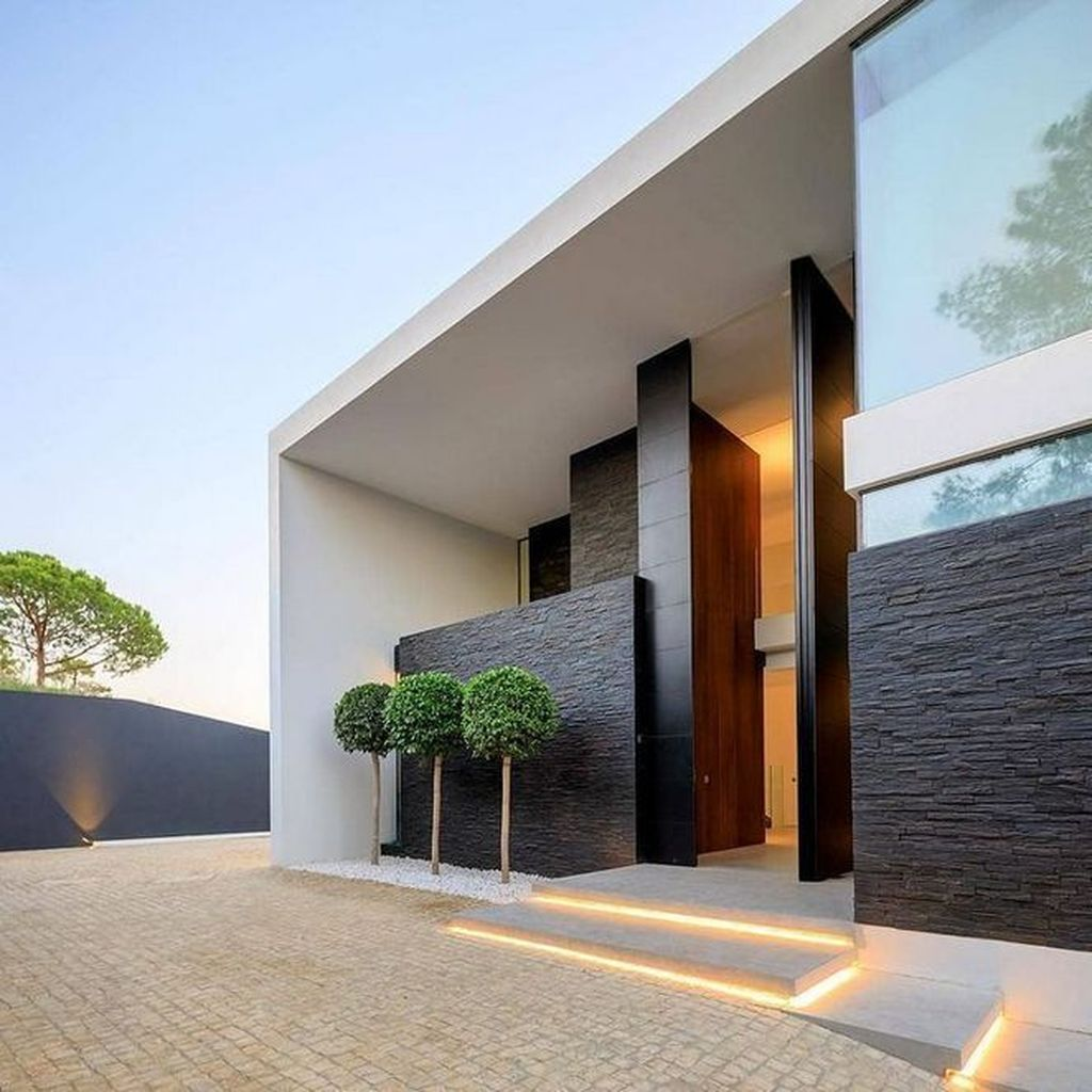 Inspiring Modern House Architecture Design Ideas 17