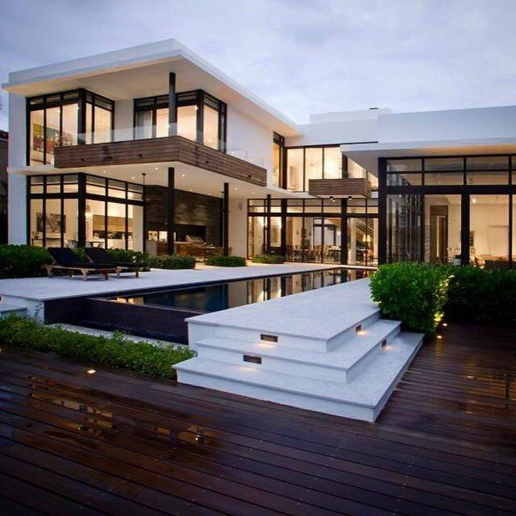 Inspiring Modern House Architecture Design Ideas 23