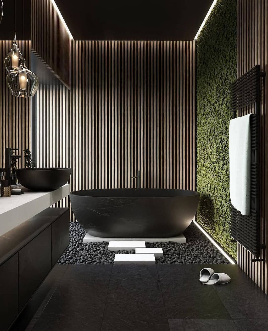 Luxury Bathroom Design And Decor Ideas 28
