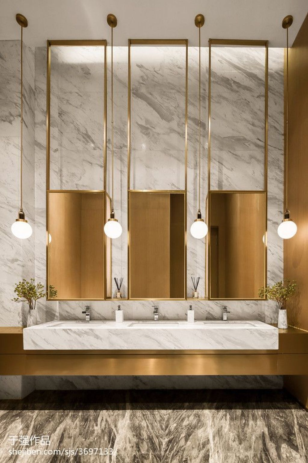 Luxury Bathroom Design And Decor Ideas 31