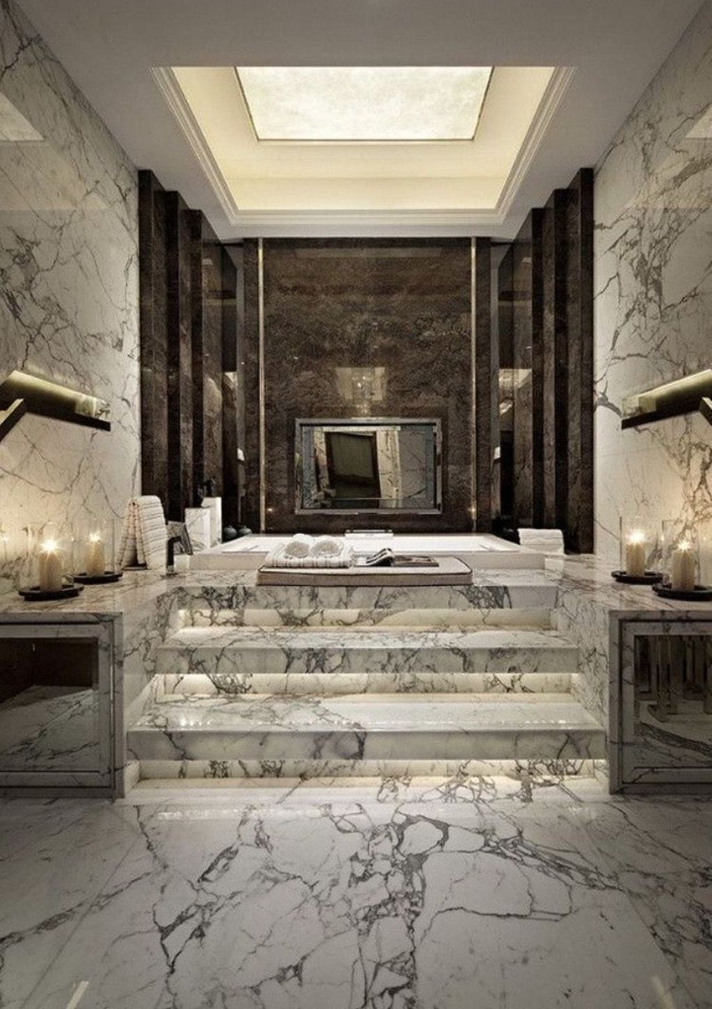 Luxury Bathroom Design And Decor Ideas 35