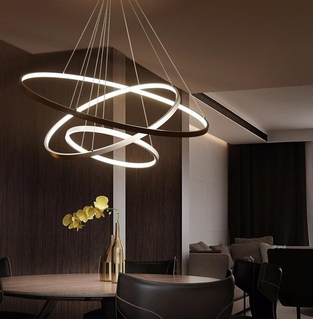 Nice Living Room Ceiling Lights Design Ideas 10