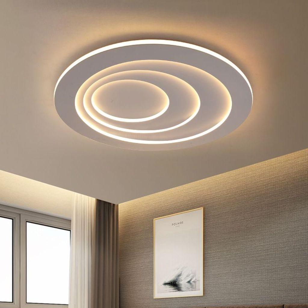 Nice Living Room Ceiling Lights Design Ideas 17