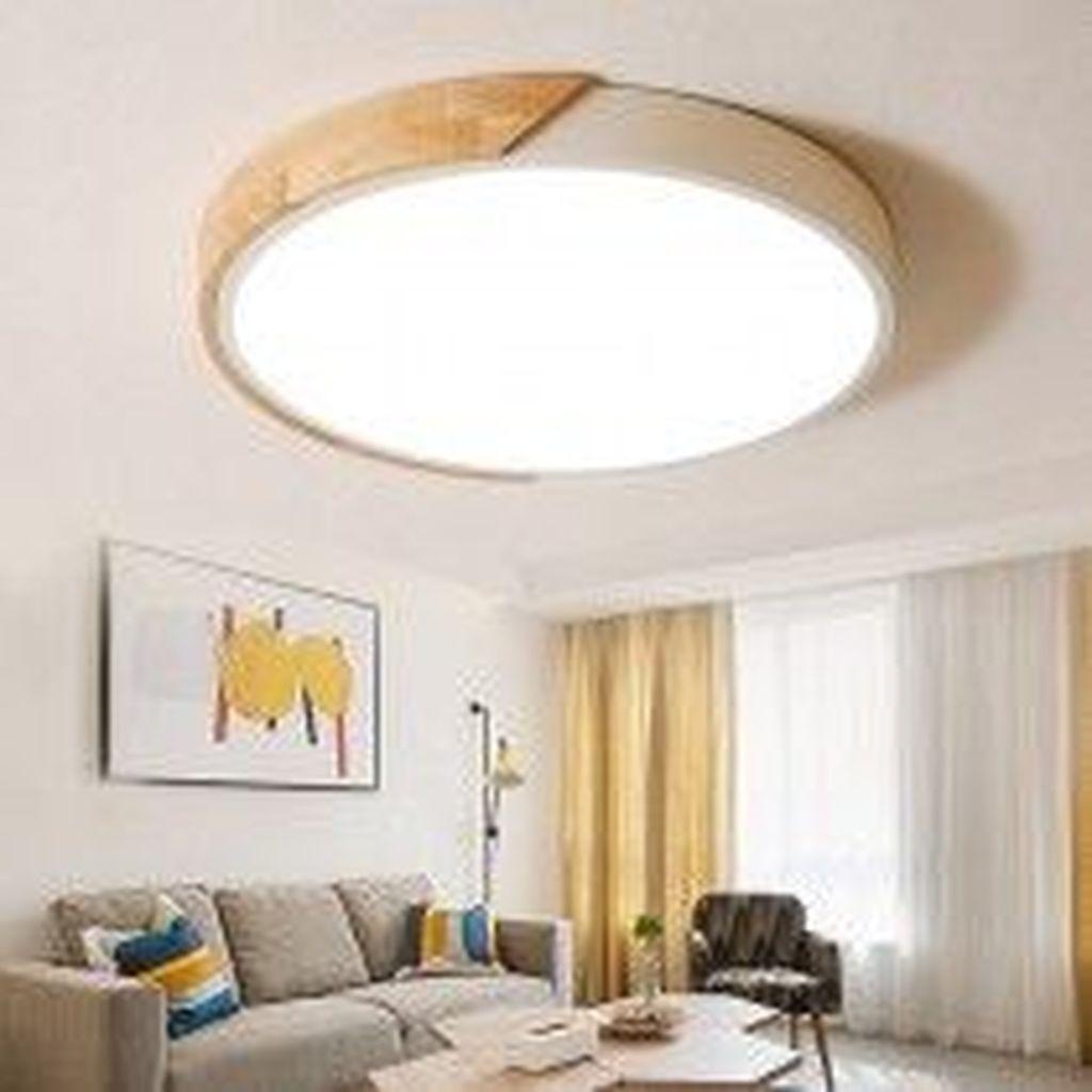 Nice Living Room Ceiling Lights Design Ideas 20