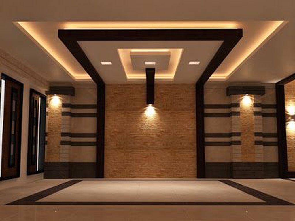 Nice Living Room Ceiling Lights Design Ideas 22