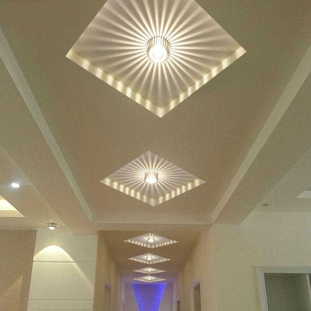 Nice Living Room Ceiling Lights Design Ideas 23