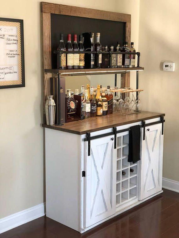 Popular Small Home Bar Design Ideas 02 1