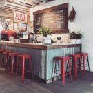 Popular Small Home Bar Design Ideas 11