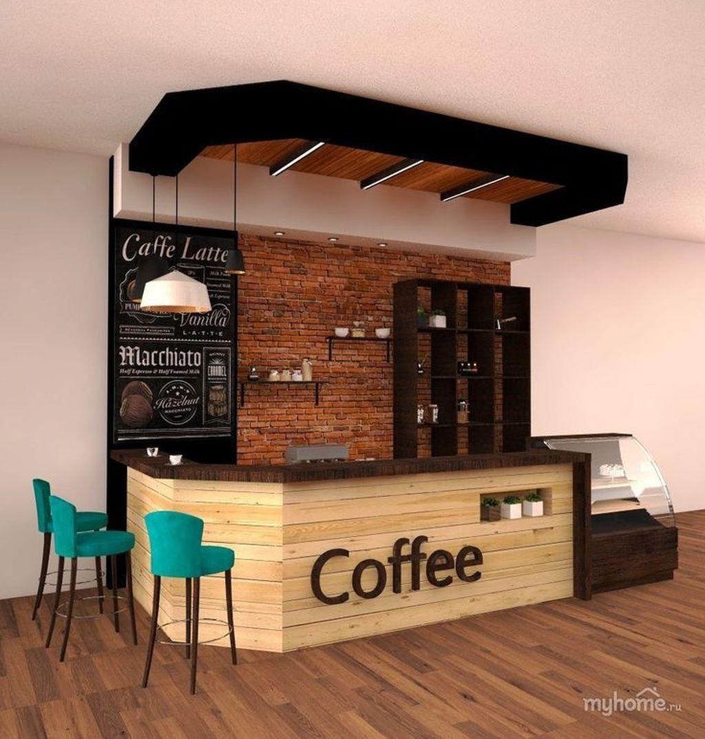 Popular Small Home Bar Design Ideas 20 1
