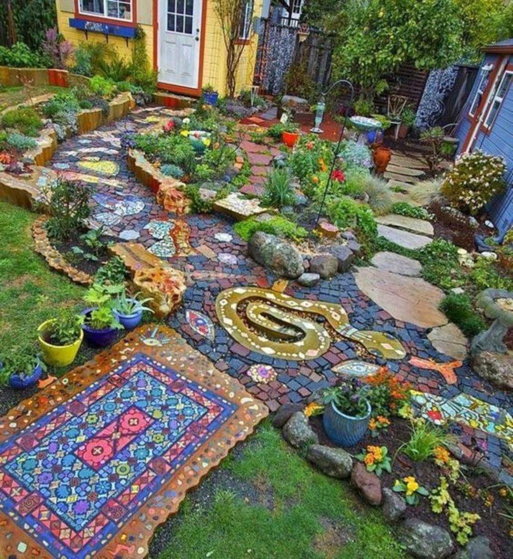 Stunning Garden Decoration Ideas 06