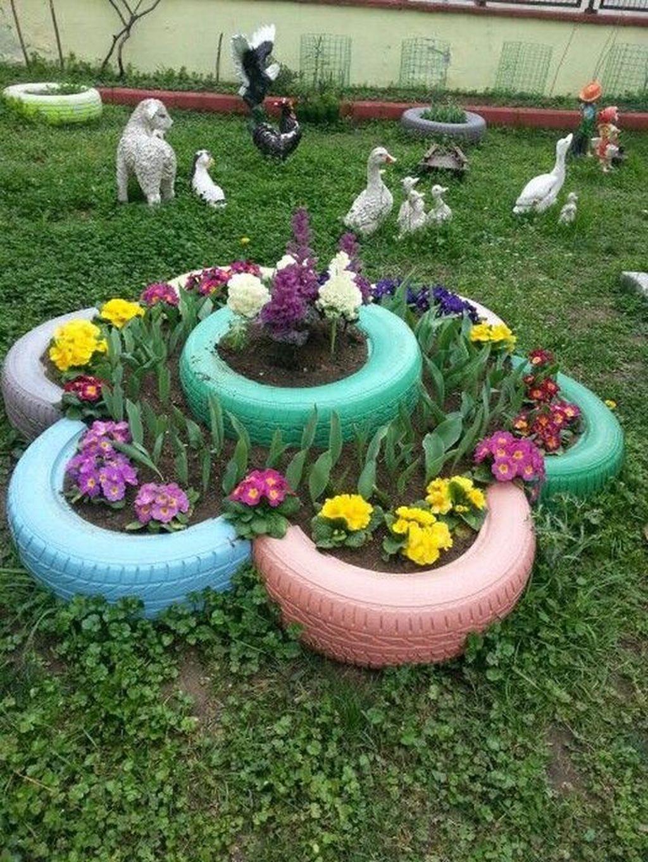 Stunning Garden Decoration Ideas 07