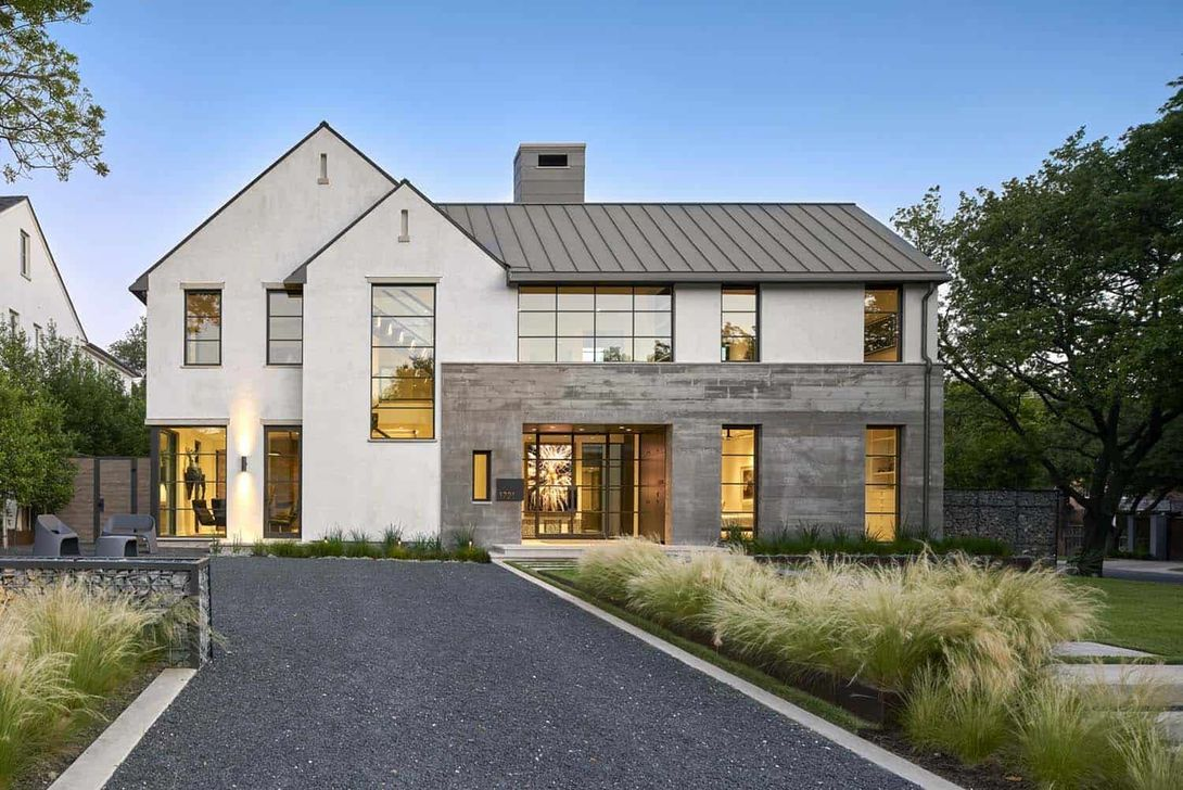 The Best Home Architecture Exterior Design Ideas 20